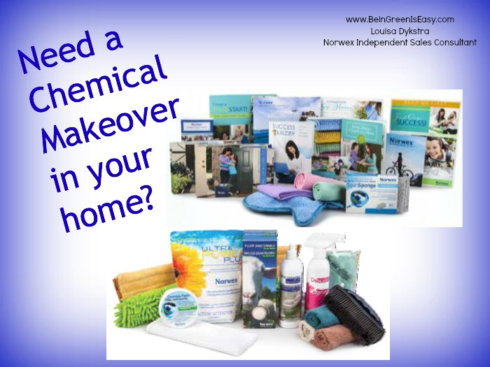 Chemical Makeover