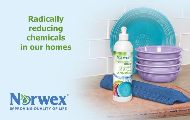 norwex dish soap