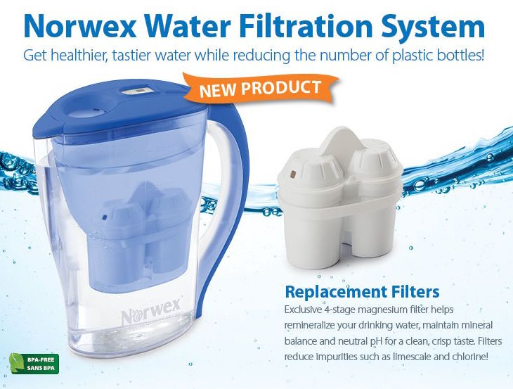 Norwex Water System