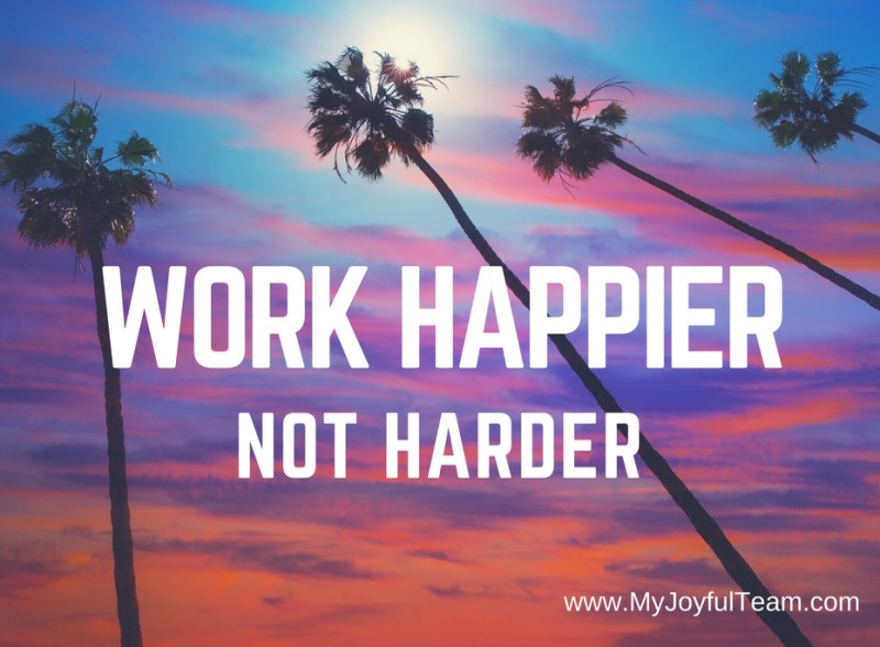 Work happier-2